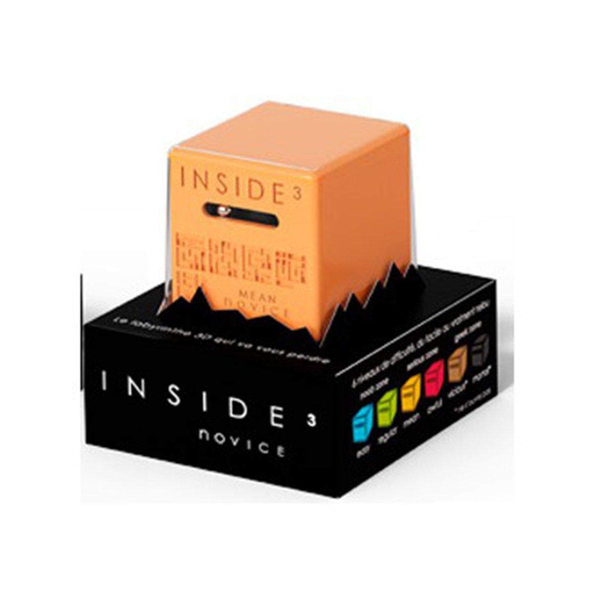 Inside Ze Cube - Orange - Avancé