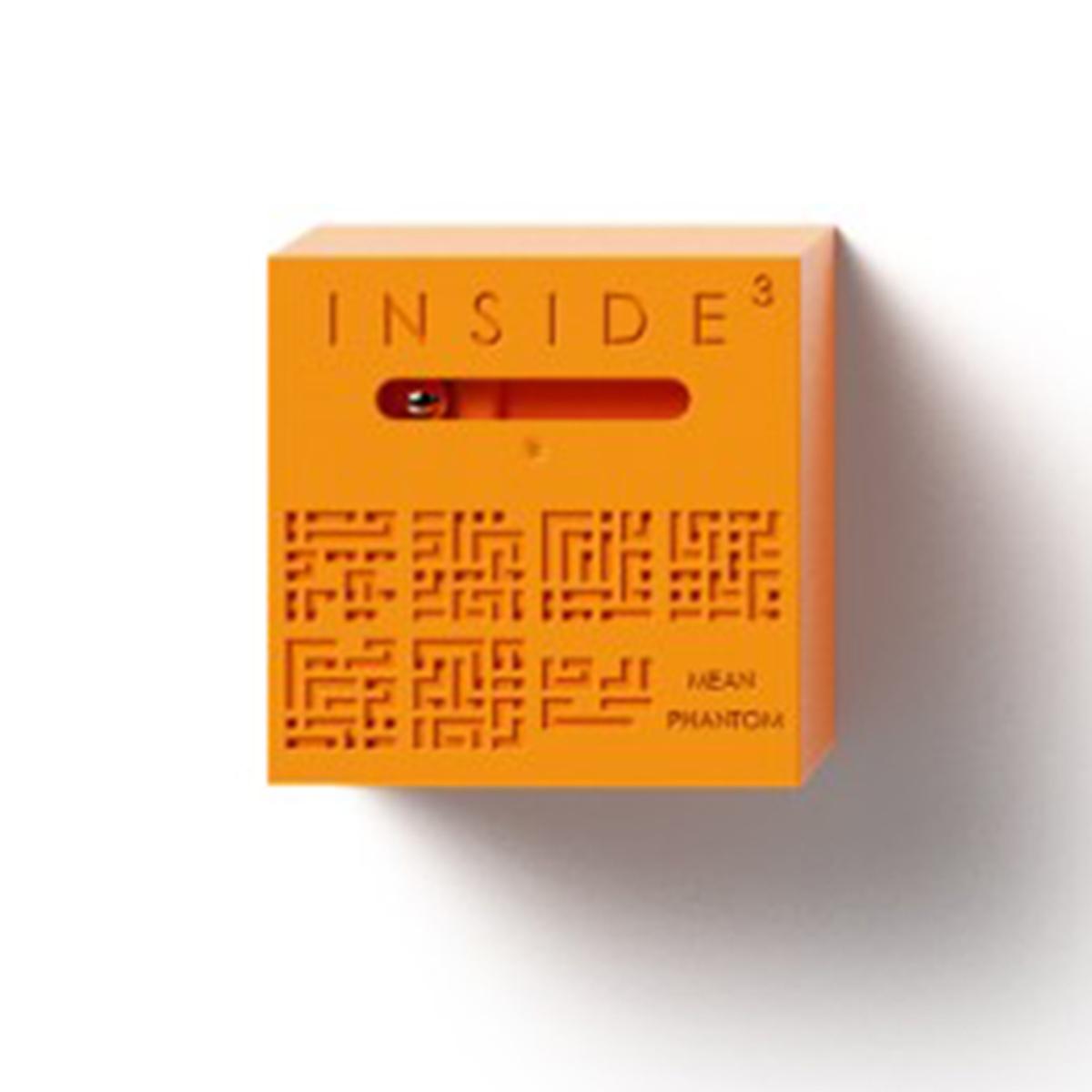 Inside Ze Cube Phantom - Orange - Avancé
