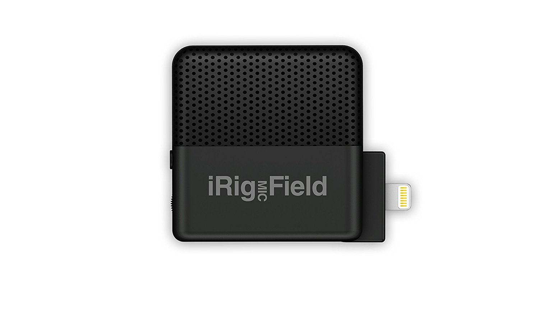 Micro iRig mic field - IK Multimédia