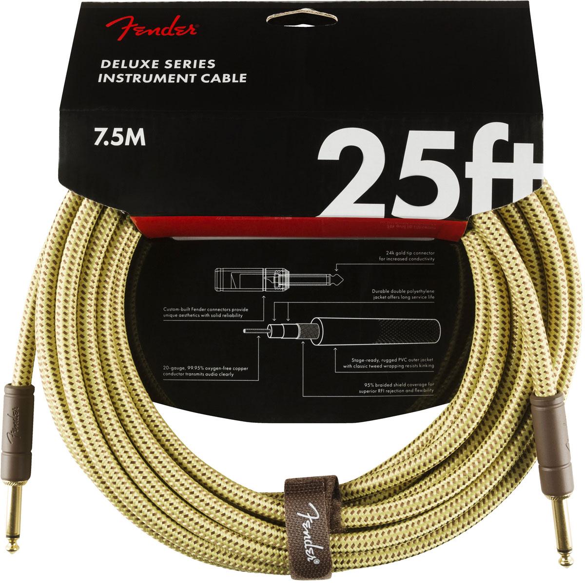 Cable Jack Alpha Audio  Black 3M  Jack coudé Jack droit 6,35mm Abgled//Straight