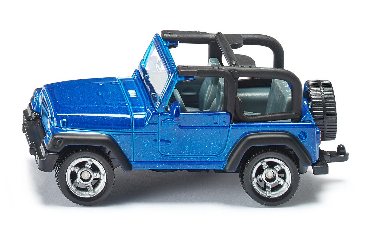 Jeep Wrangler - Siku - Modèle 1342