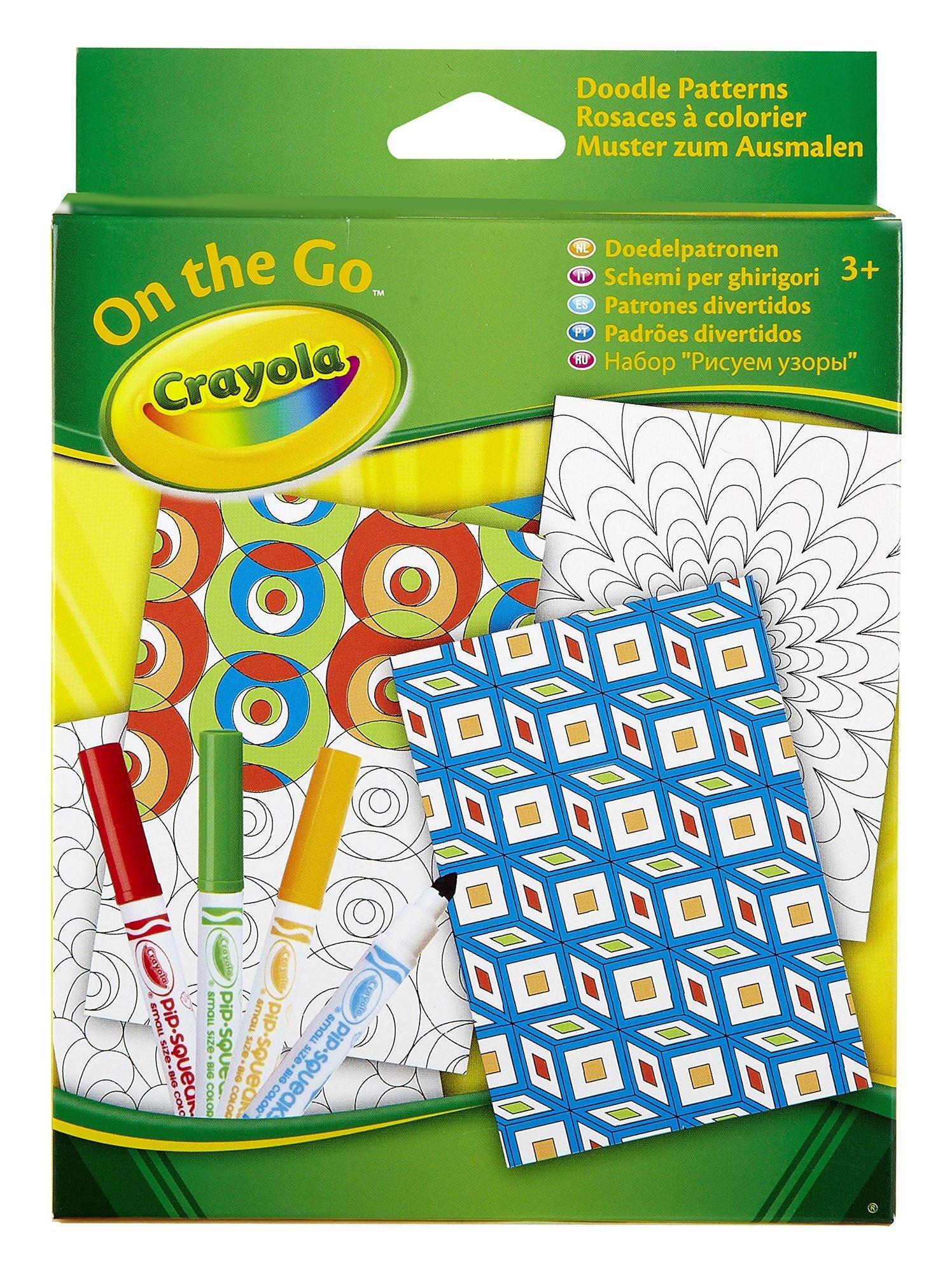 Kit de Découpage Créatif - Crayola