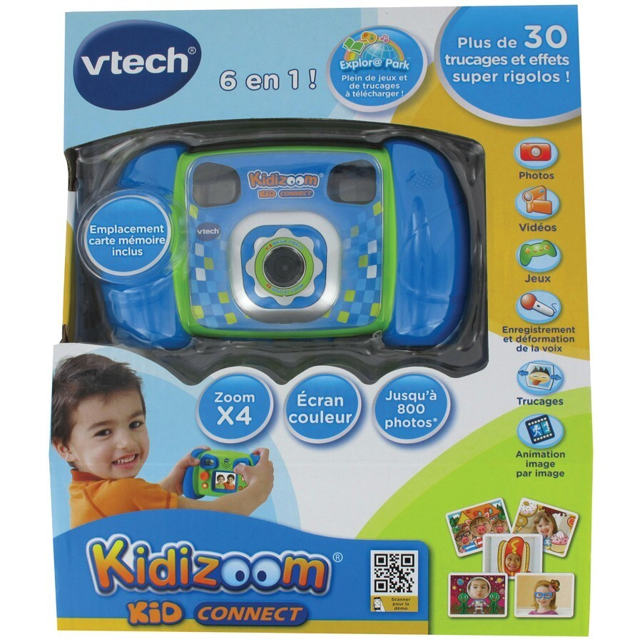 Kidizoom Kid Connect - Bleu