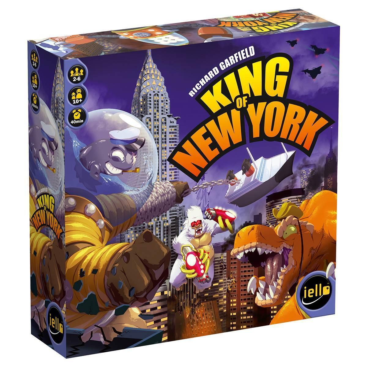 King of New York - Iello