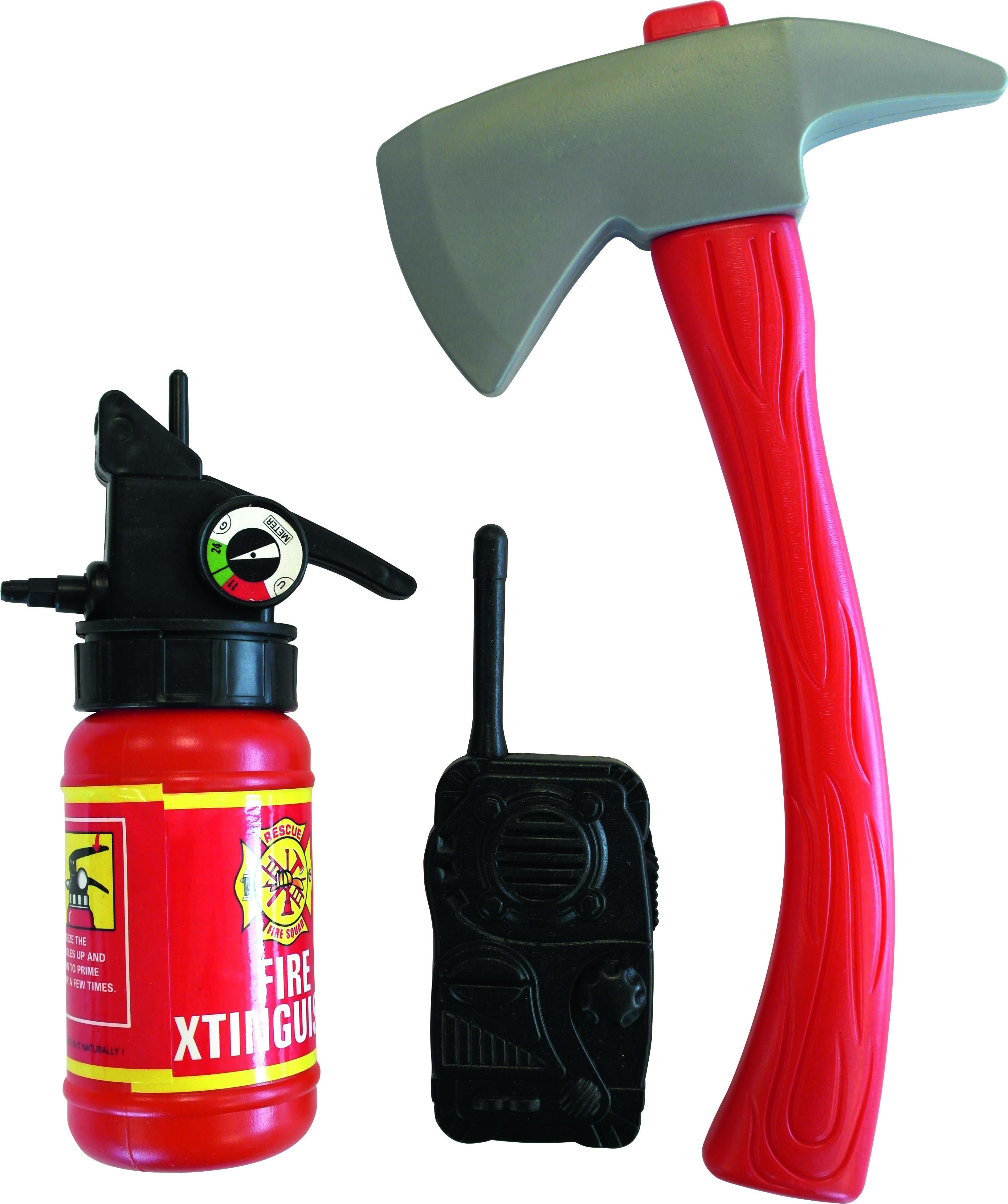 Kit accessoires de pompier