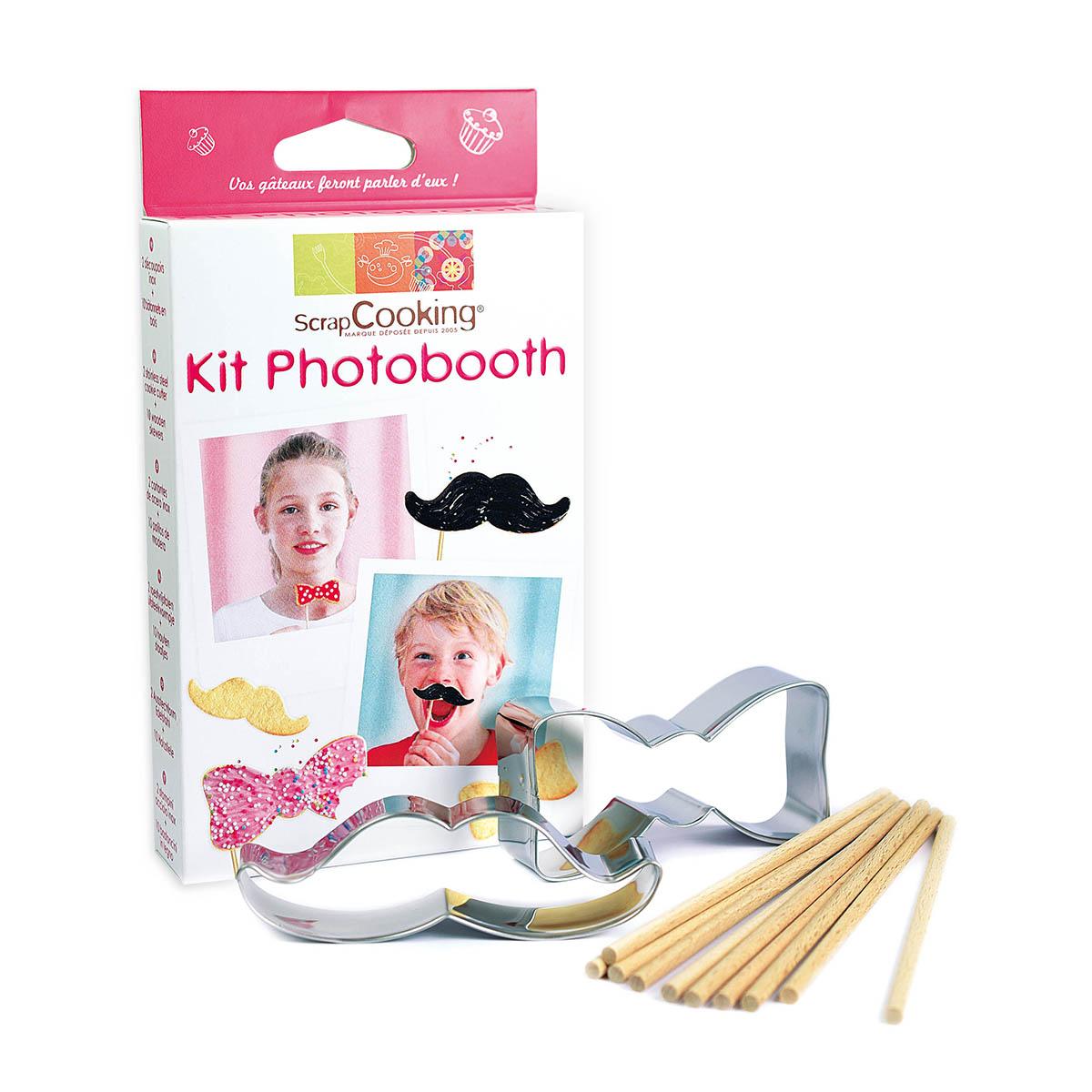 Image du produit Kit Photobooth - Scrapcooking