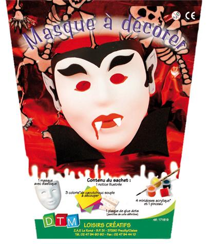 KIT MASQUE DRACULA KIT MASQUE DRACULA