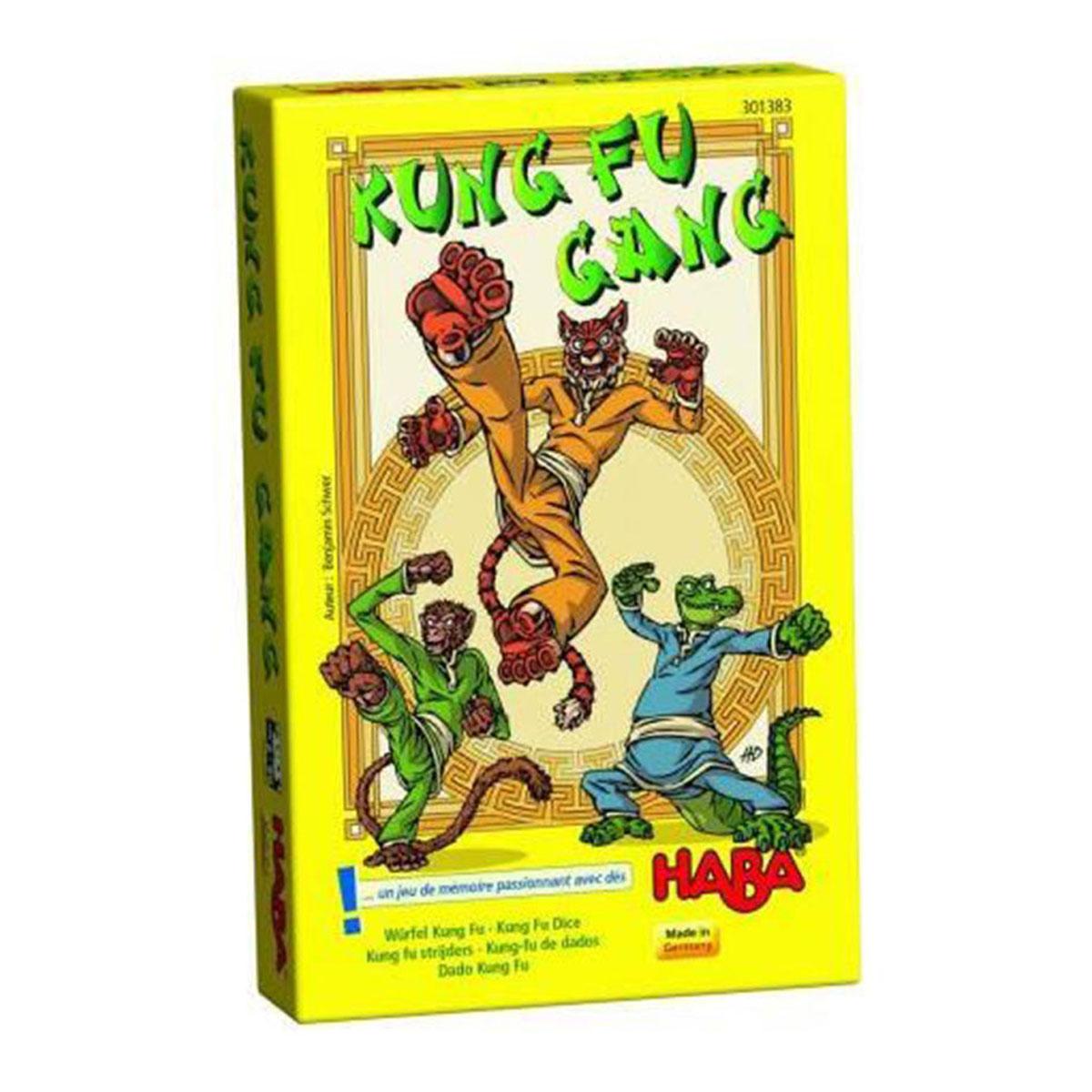 Kung Fu gang - Haba