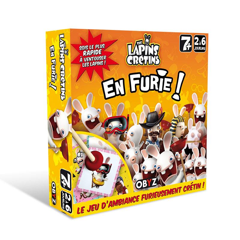 Lapins Crétins - En furie !