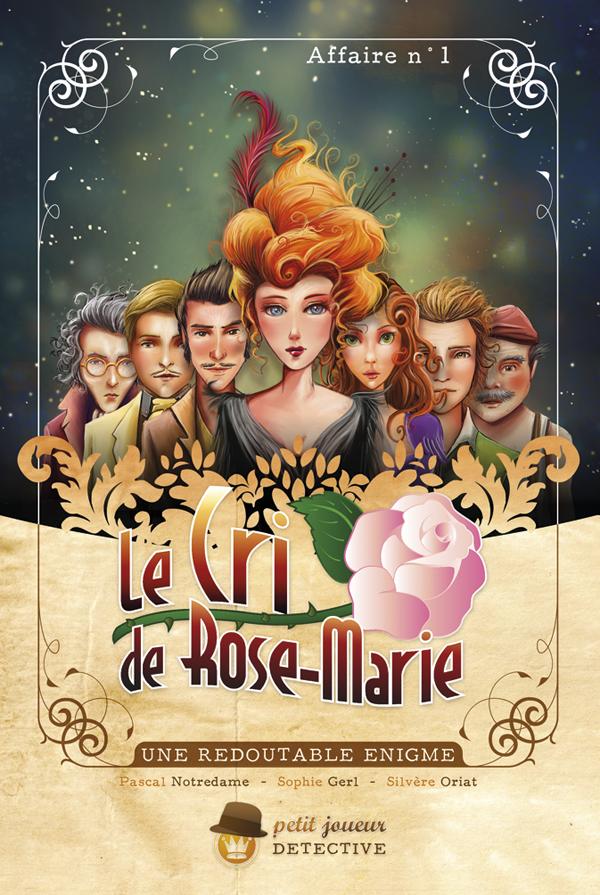 Boite de Le cri de Rose-Marie