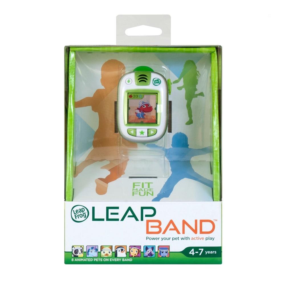 Leapband montre d'activités - vert