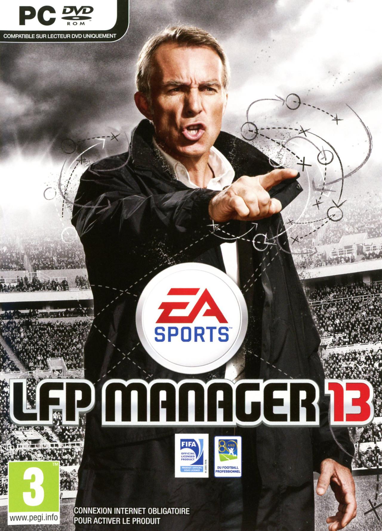 Вы покупаете официальный ключ игры FIFA Manager 13 от компании EA в