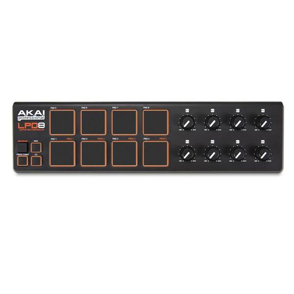 Akai Pro - Surface de Contrôle - LPD8
