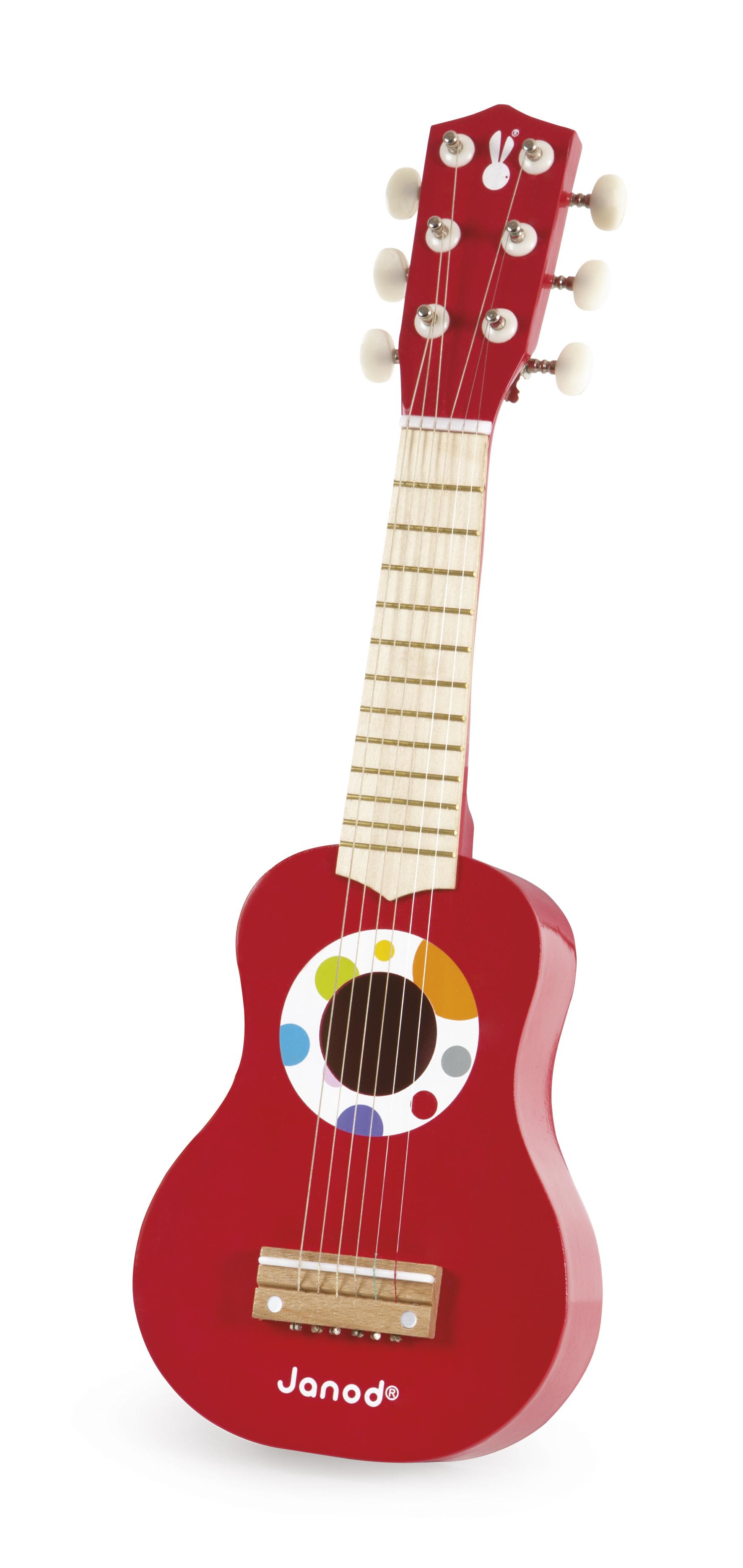 Ma première guitare Confetti bois