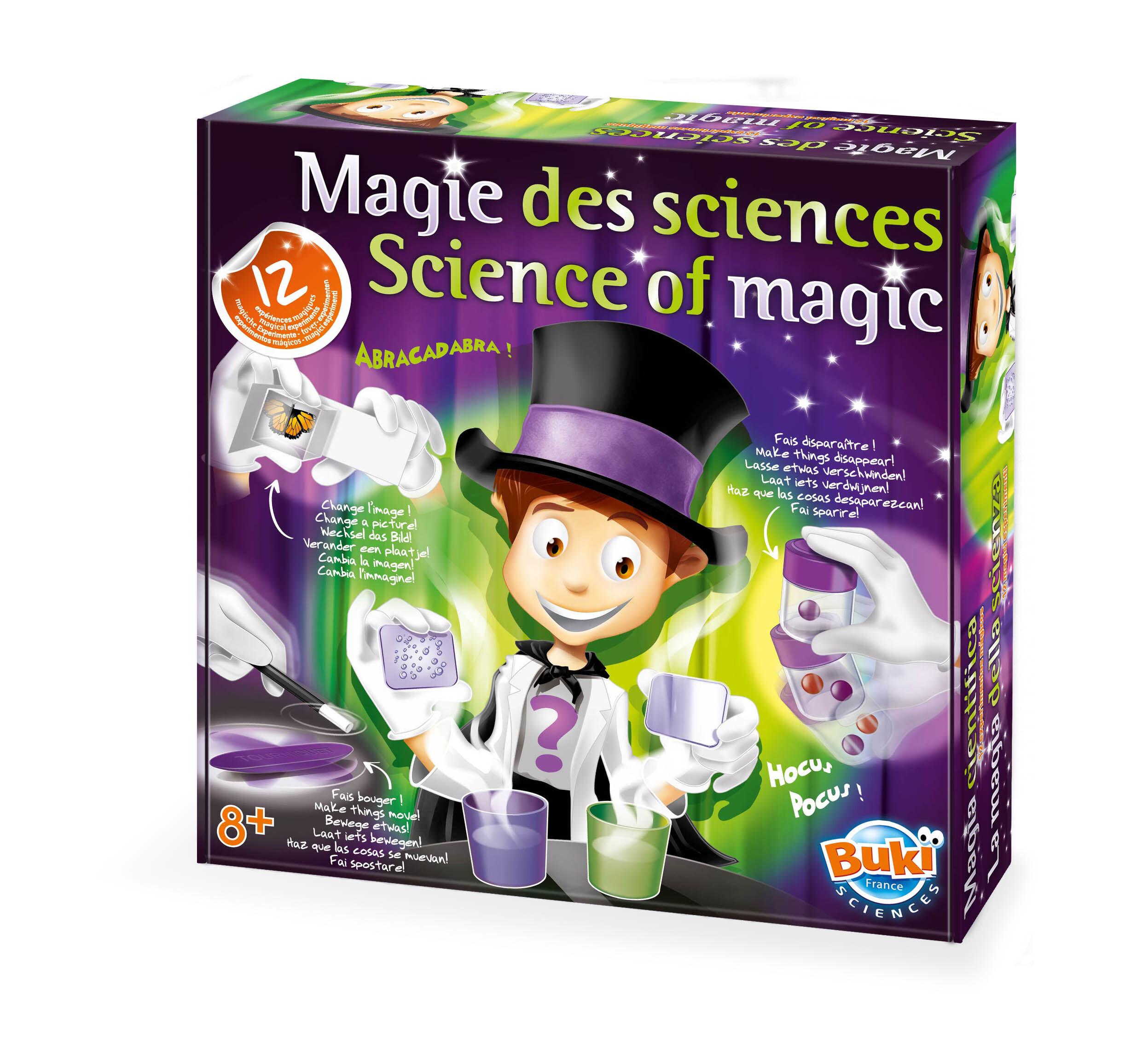 Magie des sciences - Buki