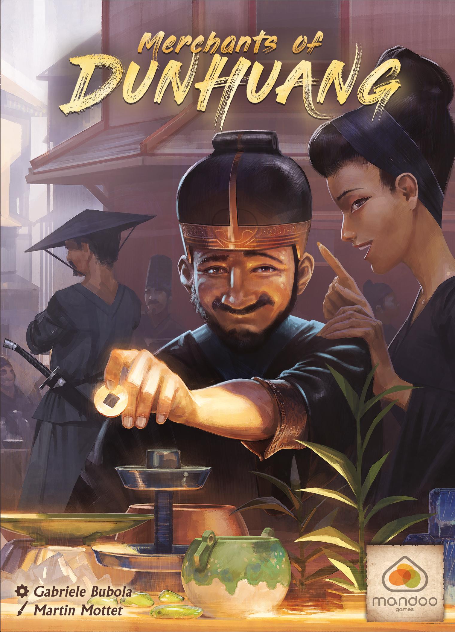 Boite de Merchants of Dunhuang