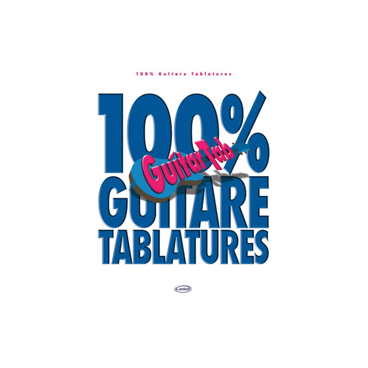 100% Guitare Tablatures