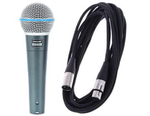 Shure - SM58-LCE Microphone
