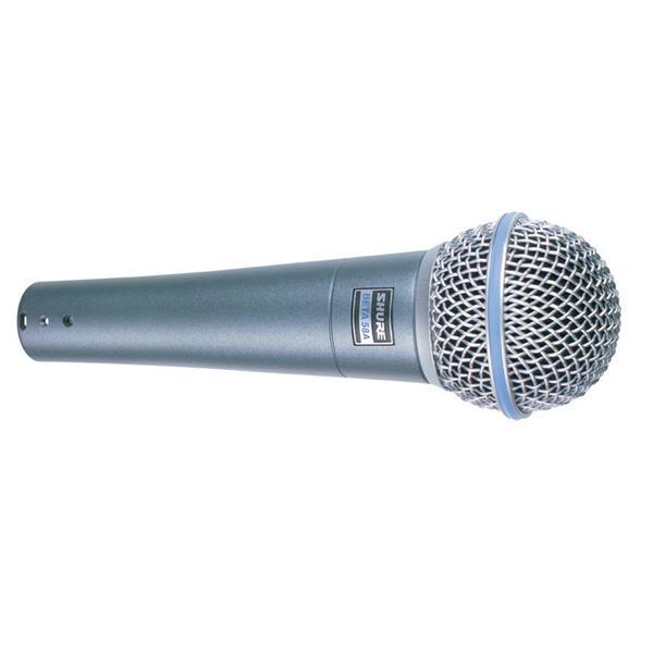 Shure - Microphone - Beta 58A