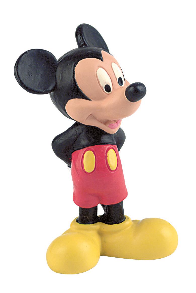 Figurine La Maison de Mickey Disney - Mickey - 6 cm