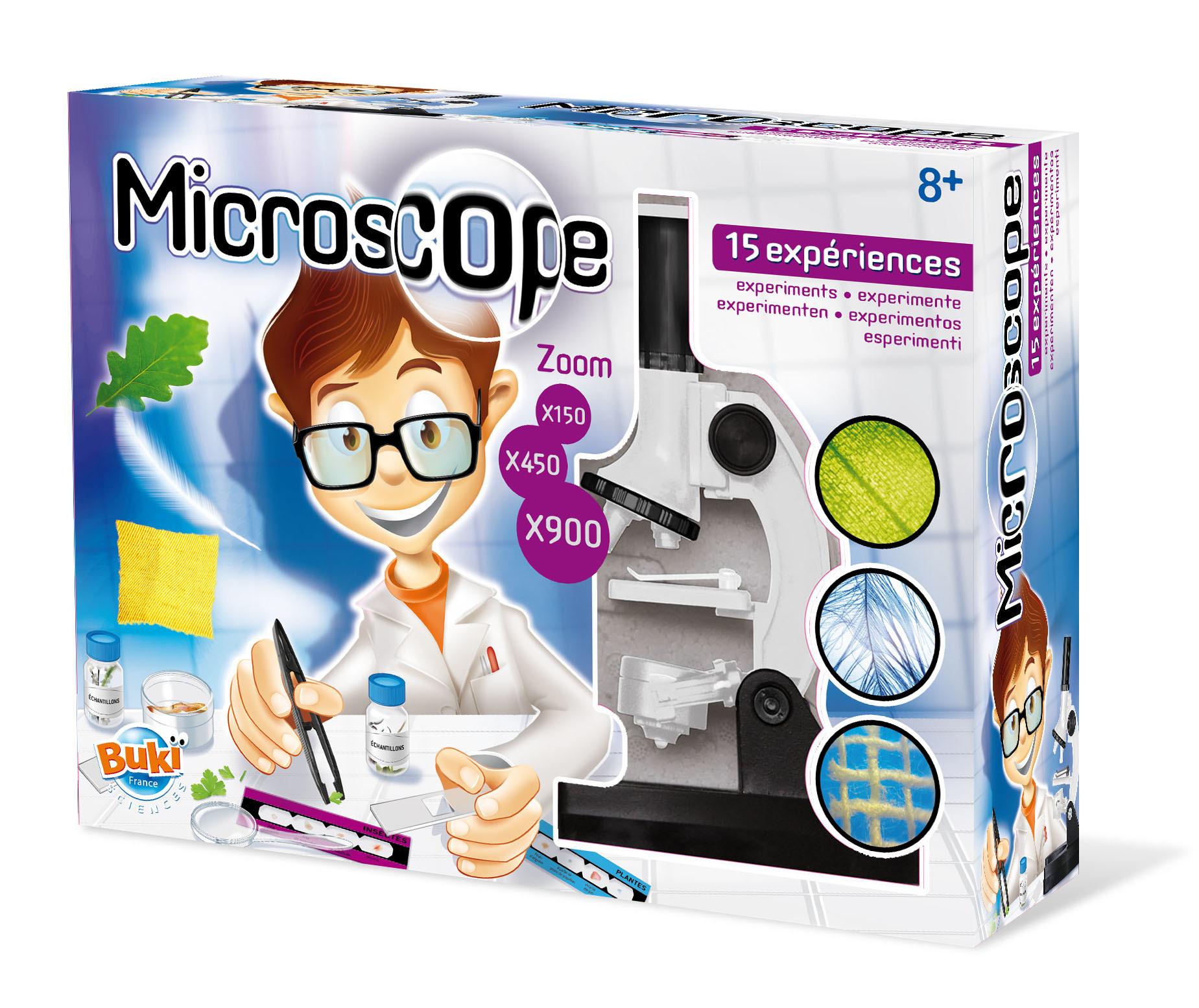 Microscope x900 - Buki