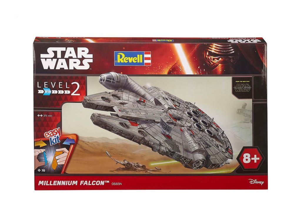 Maquette - Star Wars - Millennium Falcon Easy Kit