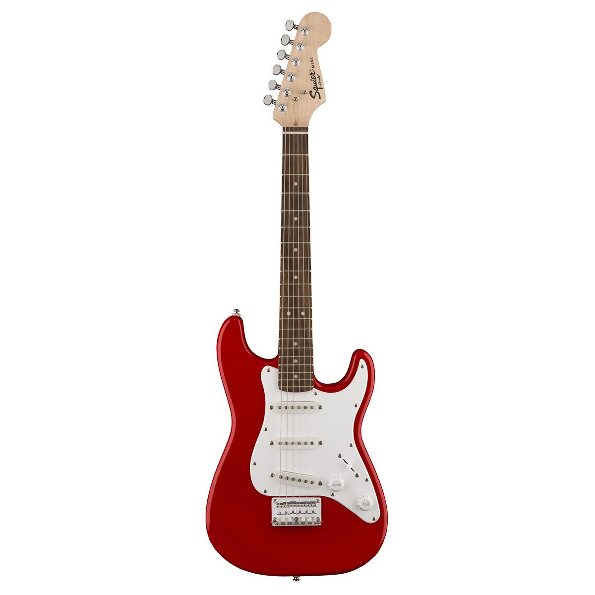 Fender - Squier Mini Strat® torino rouge - Guitare électrique