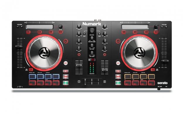 Numark - Contrôleur Mixtrack Pro 3