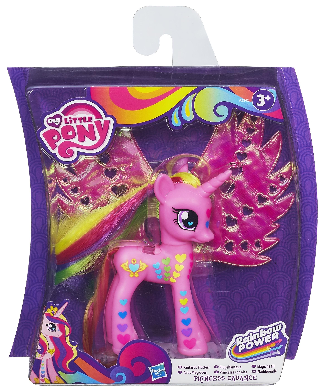 My little pony  Princesse Cadance ailes magiques