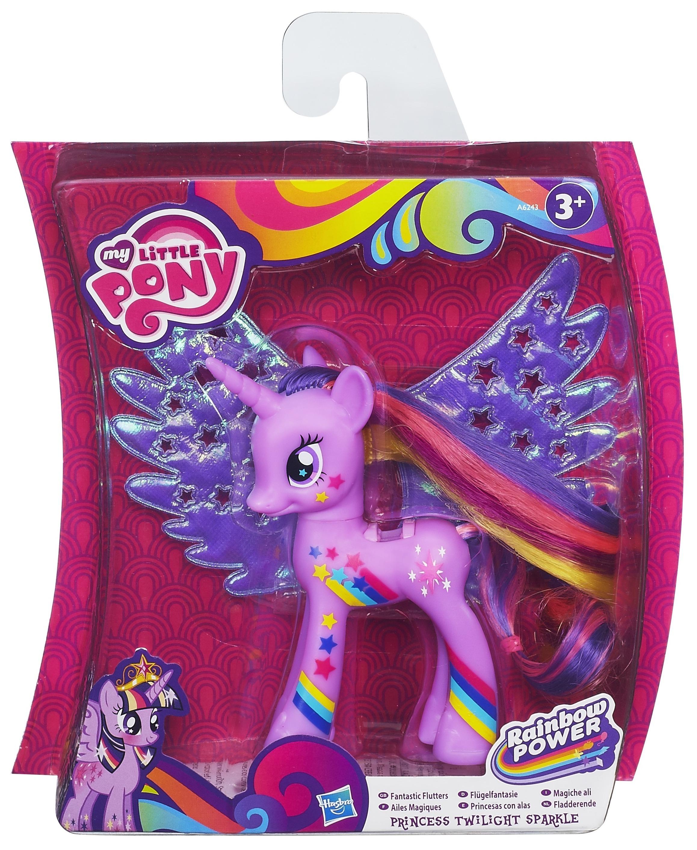 My little pony Twilight Sparkle ailes magiques