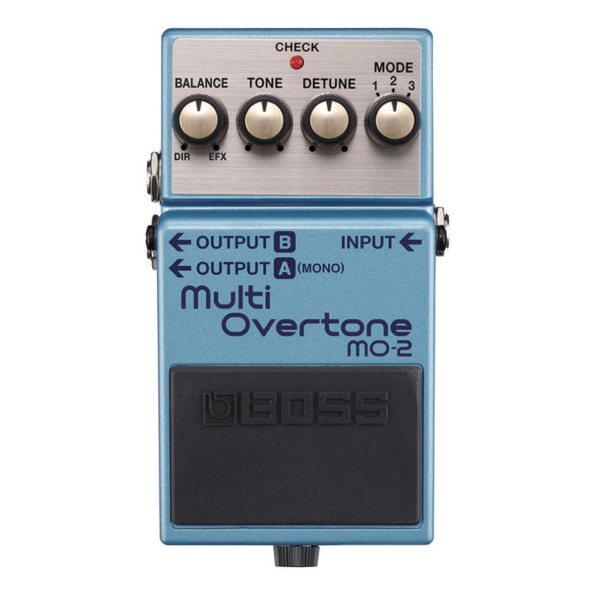 Boss - MO-2 Multi Overtone Pédale d\'effet