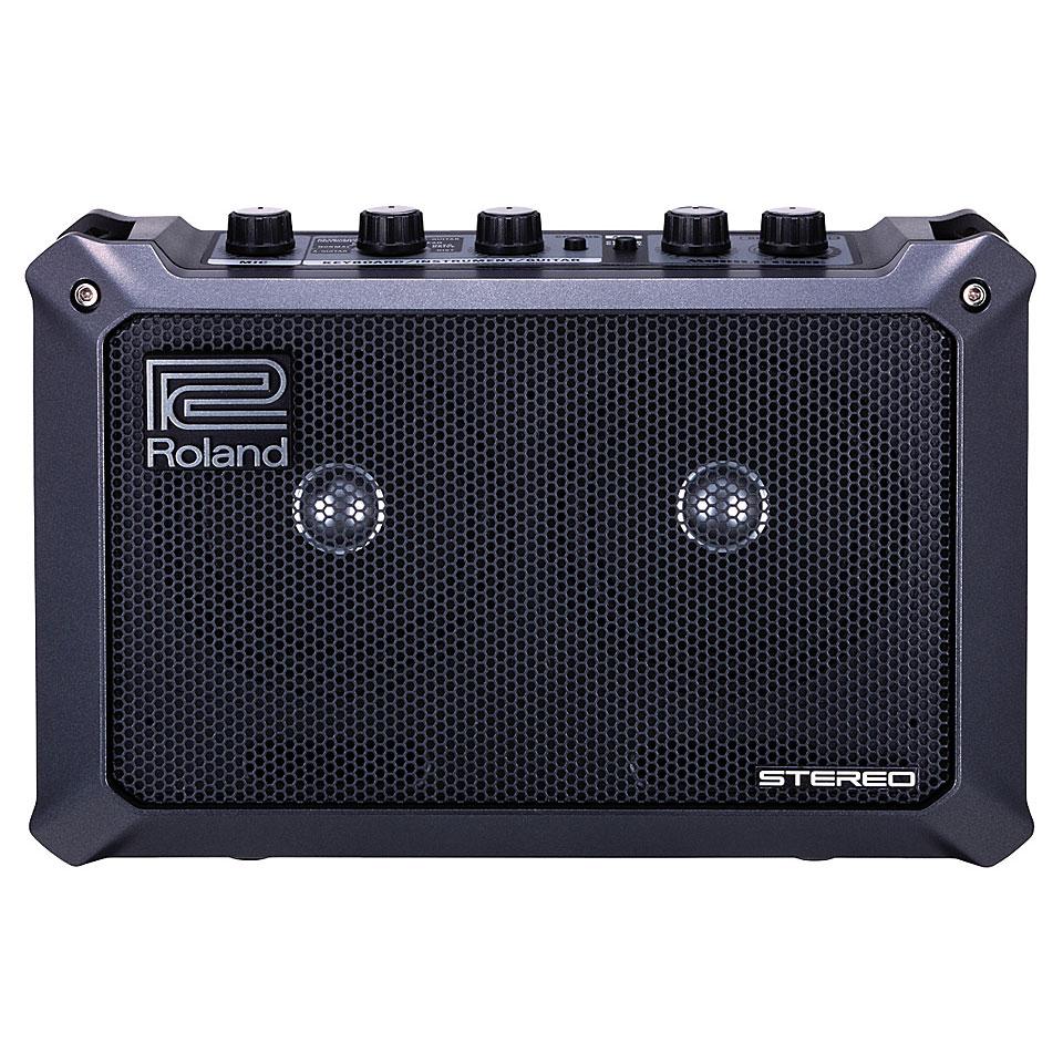 Roland - Ampli stéréo sur pile mobile cube