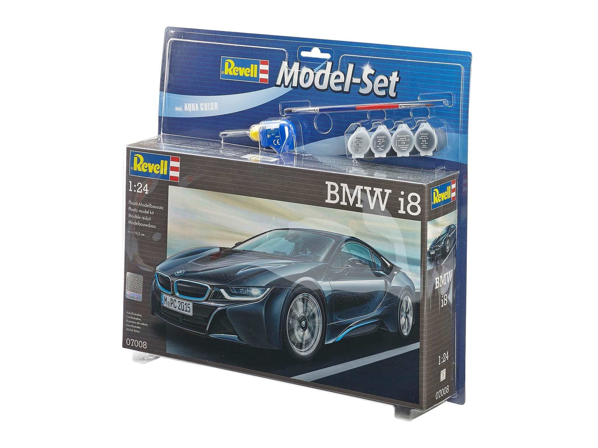 Model Set - maquette - BMW i8