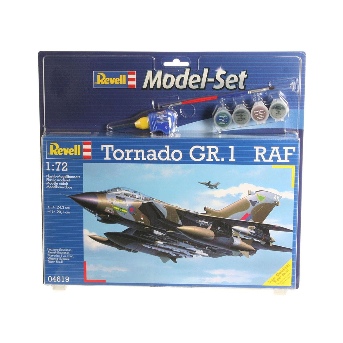 Model Set - maquette - Tornado GR.1 RAF