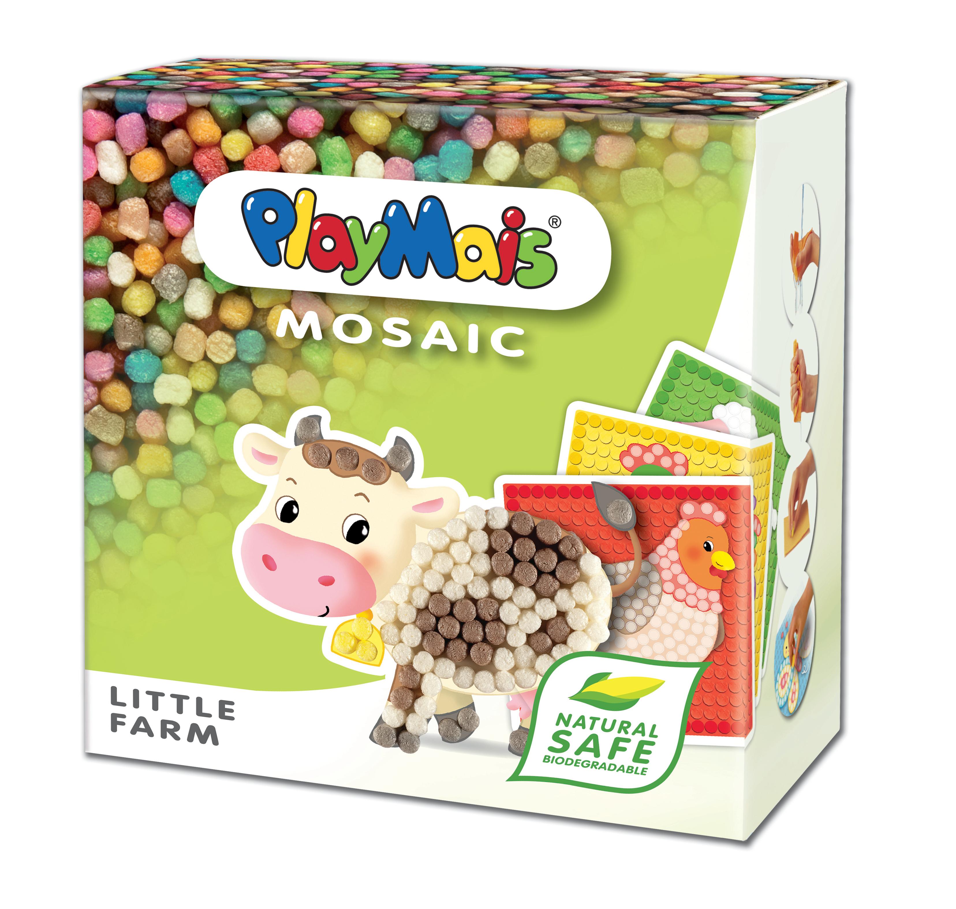 Playmais Mosaic - Little Farm