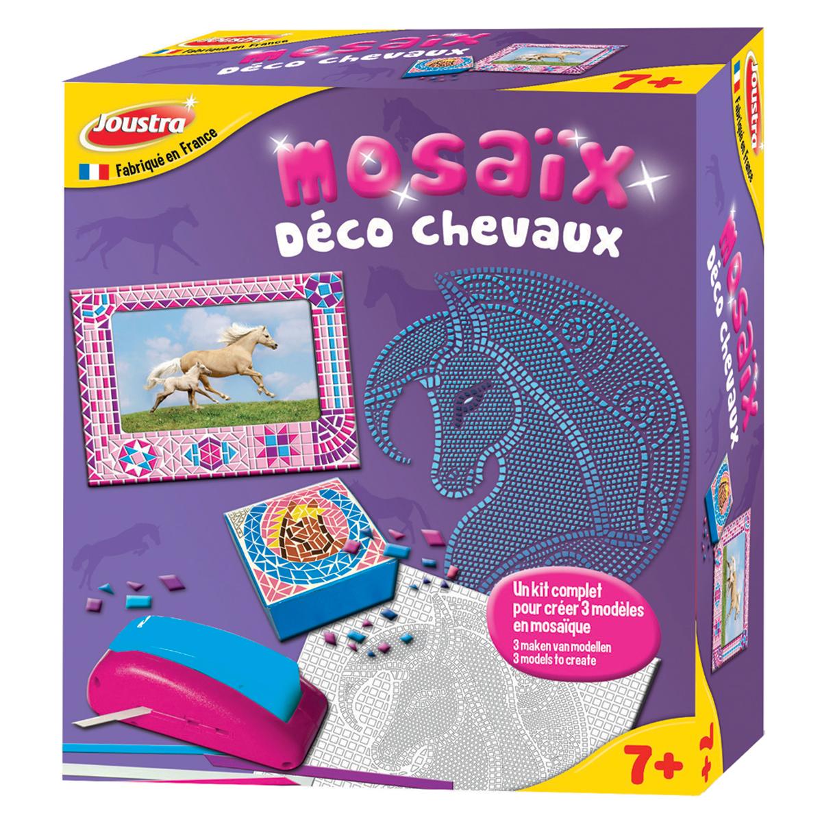 Mosaïx - Déco chevaux