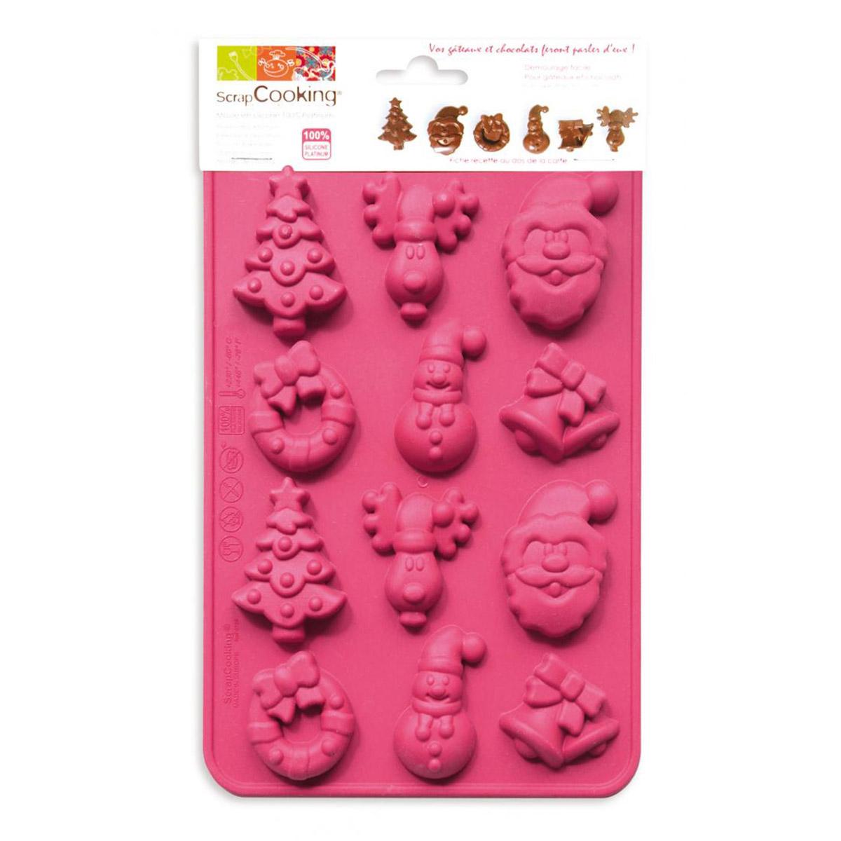 Image du produit Moule - chocolats de No