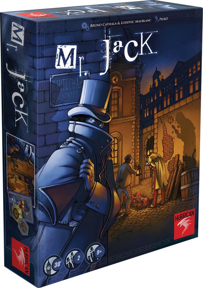 Mr Jack - jeu de société