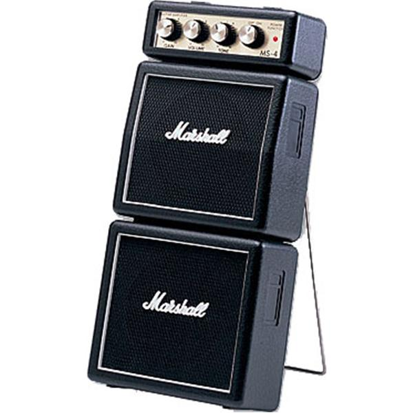 Marshall - Mini Ampli Stack 2x2W - MS4