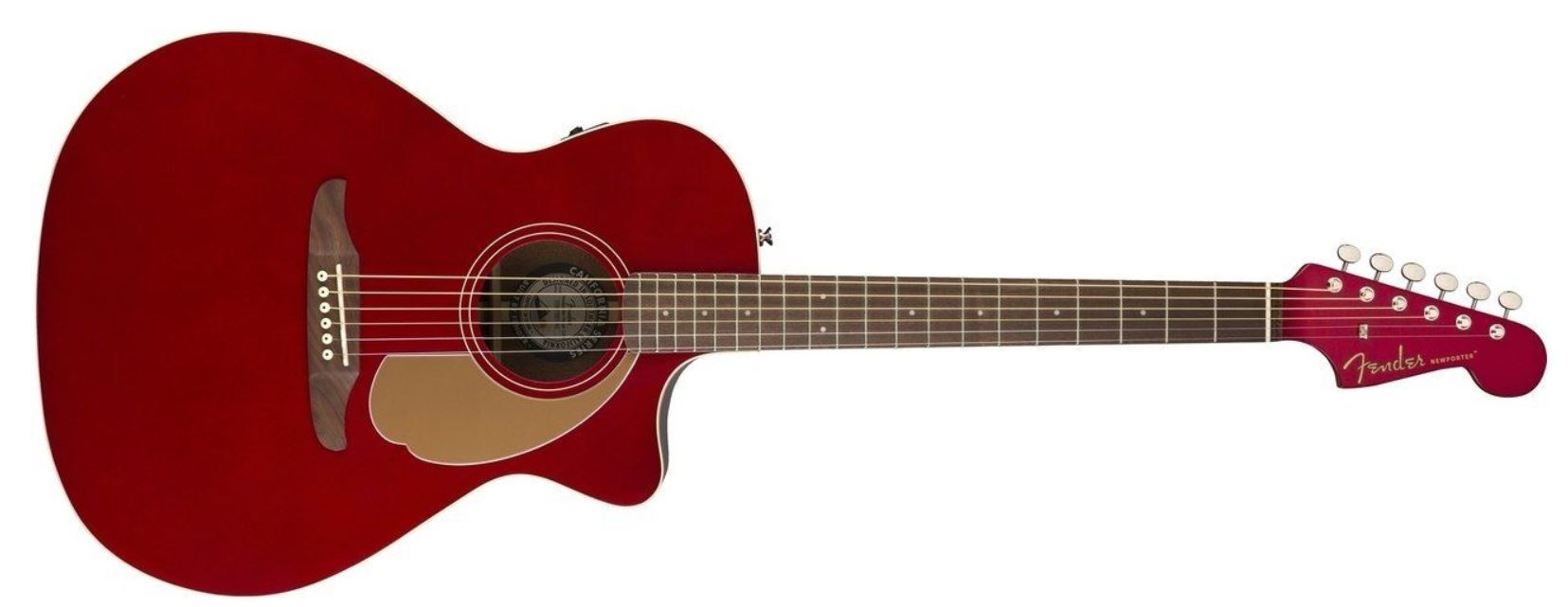 NEWPORTER PLAYER, CANDY APPLE RED