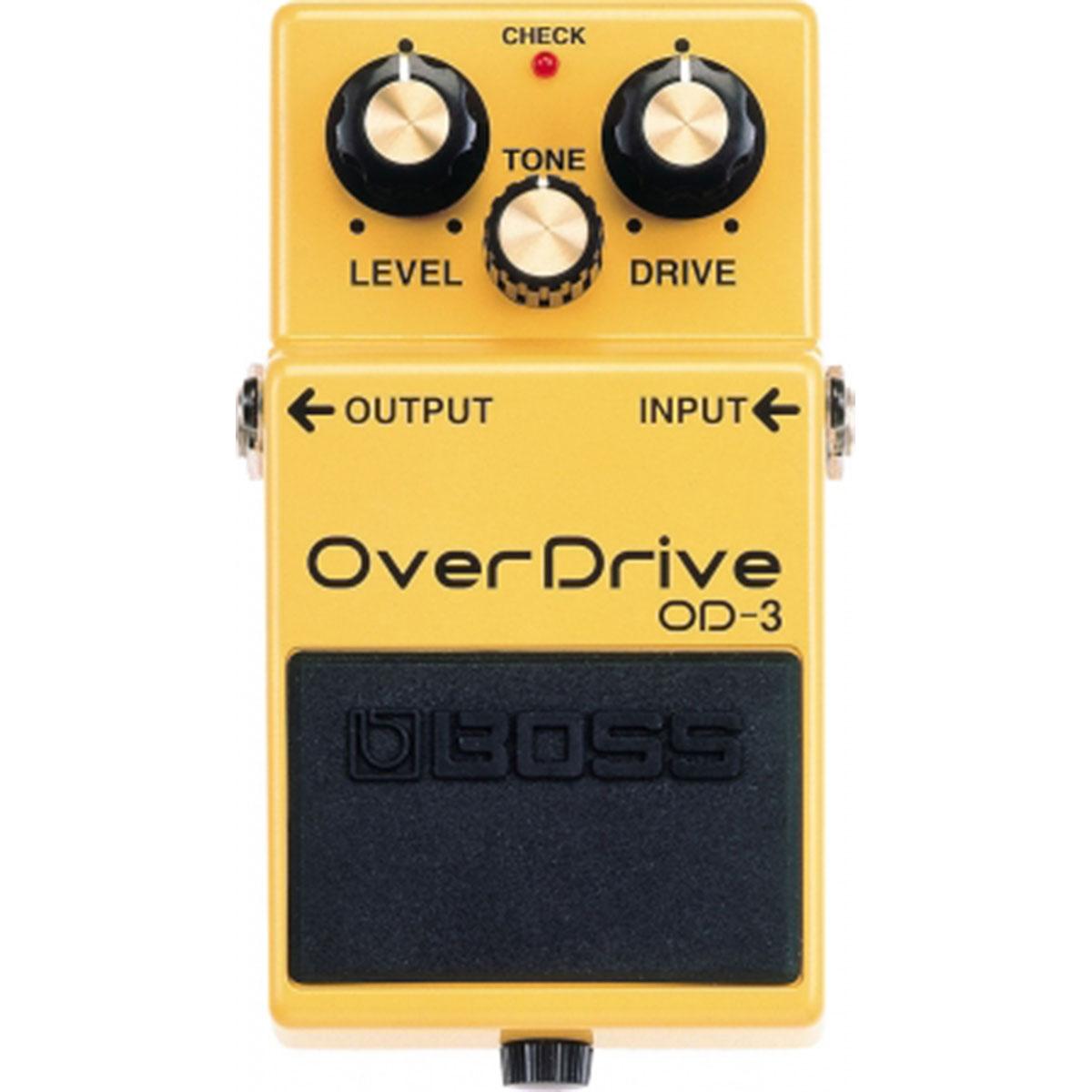 Boss - OD-3 Pédale Overdrive