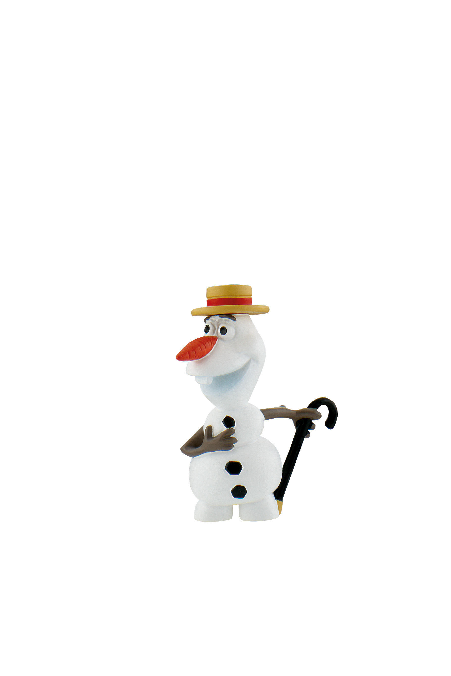 Figurine La Reine Des Neiges Disney - Olaf - 6 cm
