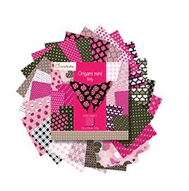 Papier Origami Mini - Girly - Avenue Mandarine