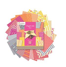 Papier Origami mini - Néon - Avenue Mandarine