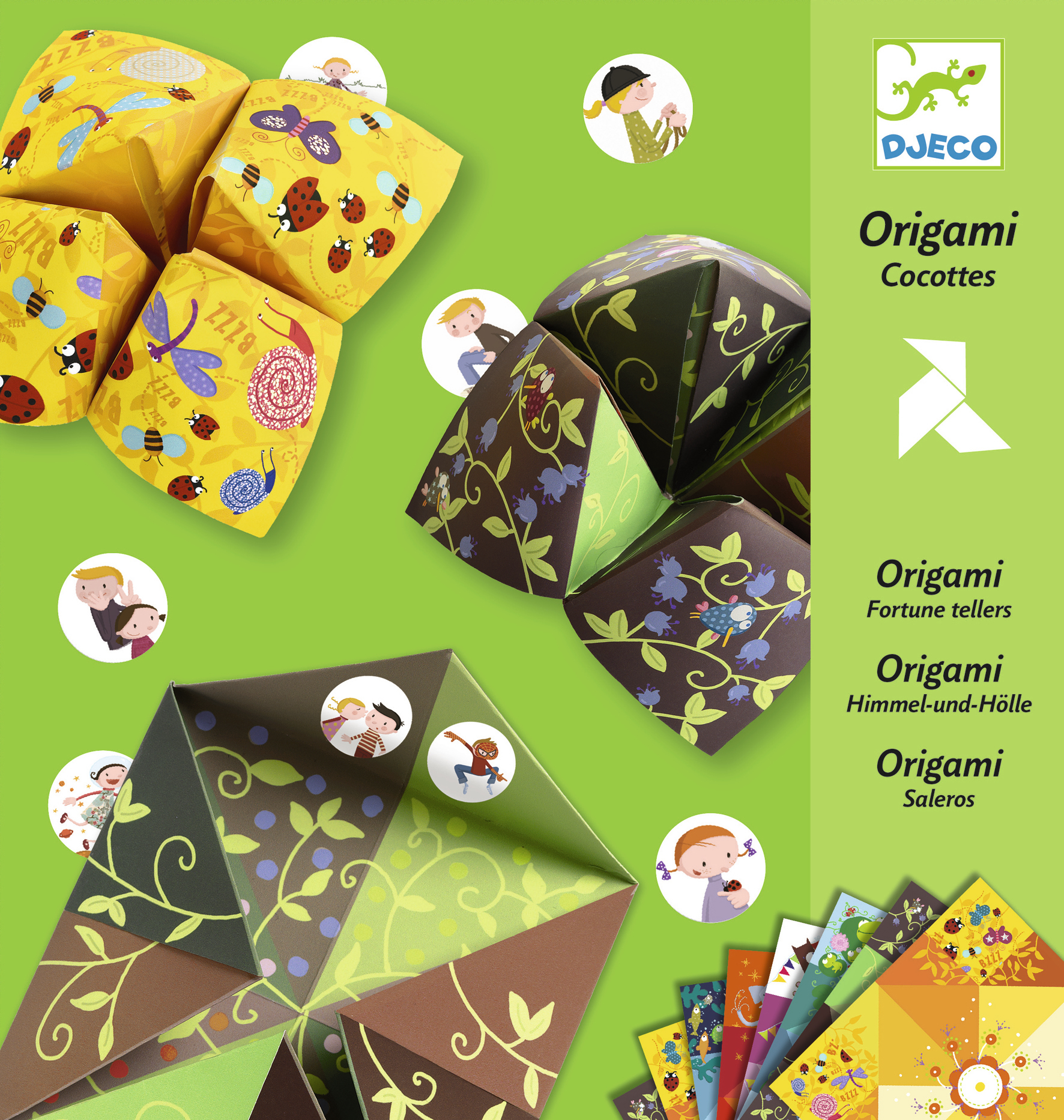 Initiation origami