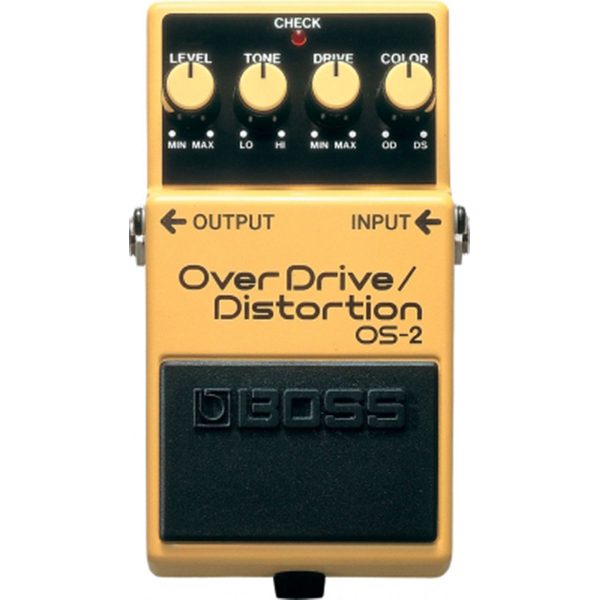 Boss - OS-2 Overdrive / Distortion Pédale d\'effet