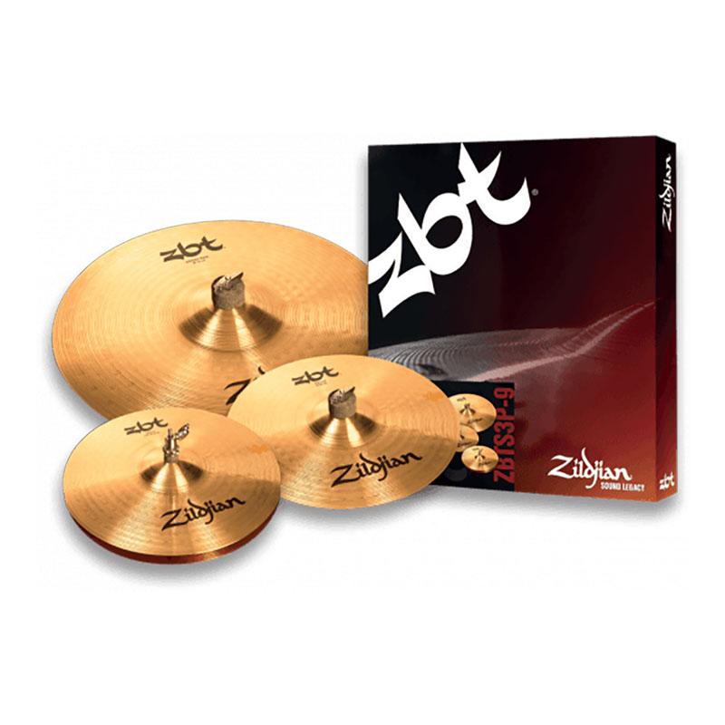Zildjian - Cymbales - Pack ZBT Starter 13 - 18 - 14