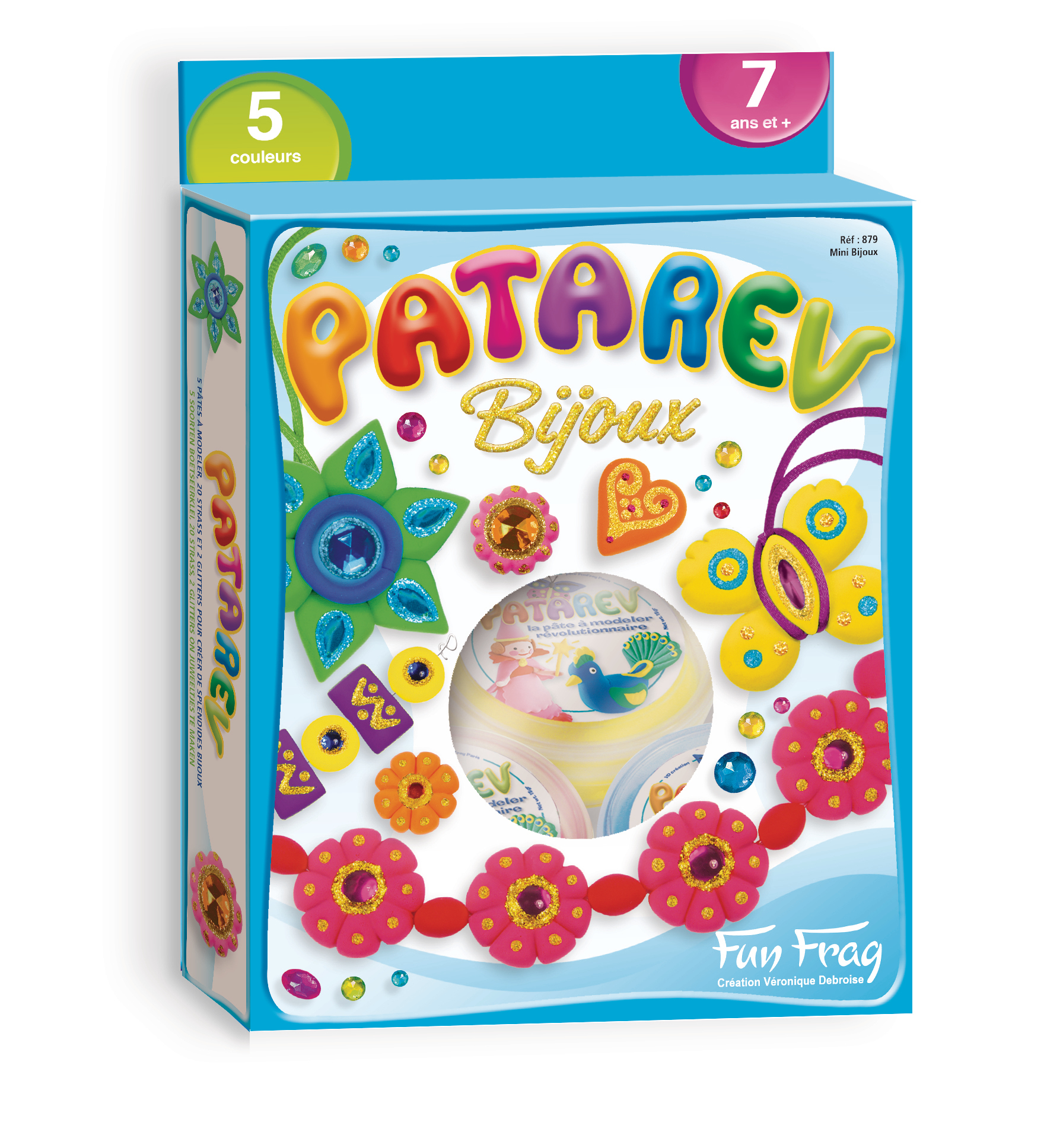Pack Thématique Patarev - Bijoux