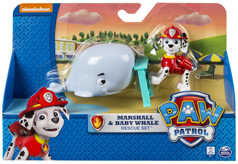 Figurine et animal Paw Patrol