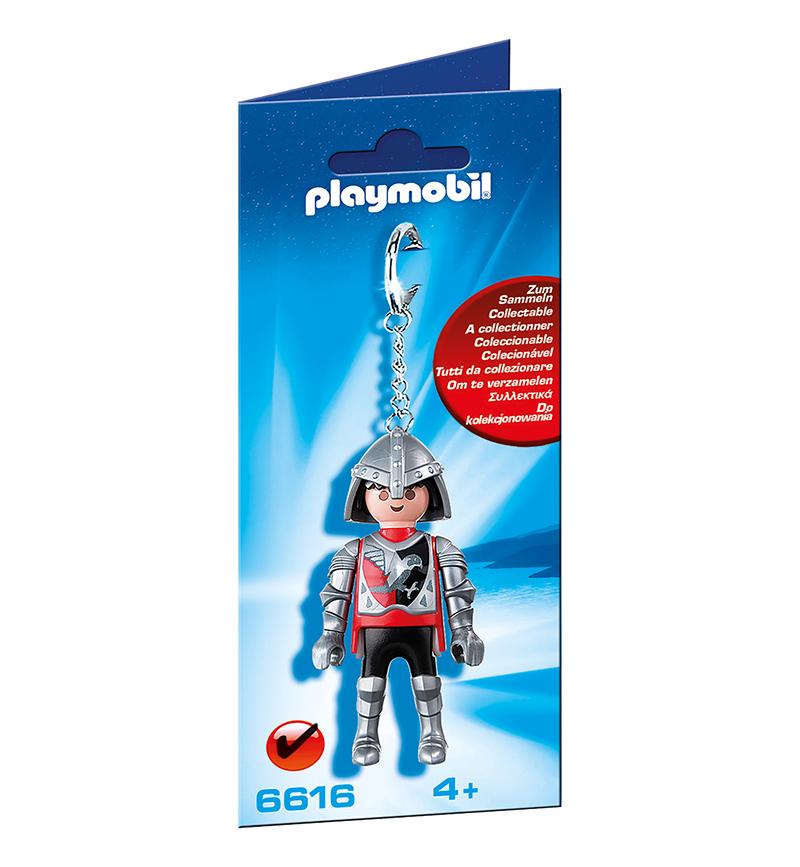 Porte-clés Chevalier - Playmobil - 6616